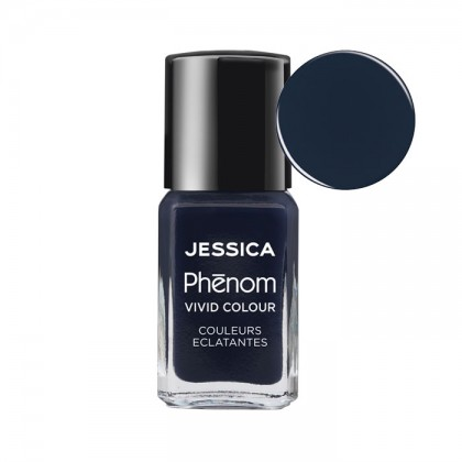 Phenom Nail Colour - 010 Blue Blooded