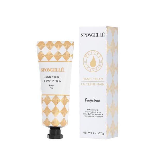 Spongelle Hand Cream - Freesia Pear