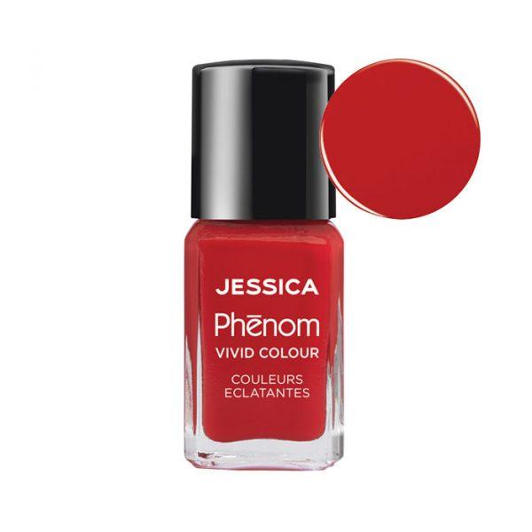 Phenom Nail Colour - 21 Jessica Red