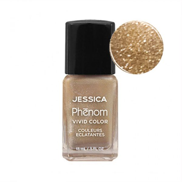 Phenom Nail Colour - 44 Gold Vermeil