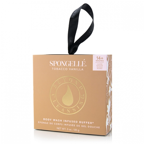Sponglle Body Buffer - Tobacco Vanilla